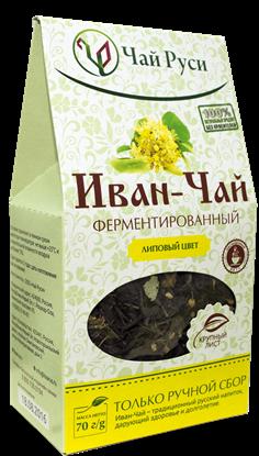 Bild von Иван-чай с липовым цветом